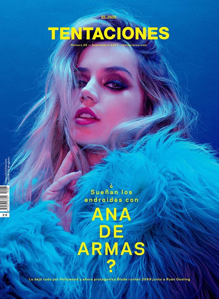 Ана де Армас в Tentaciones