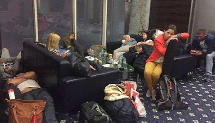 Около 300 жителей Казахстана застряли ваэропорту вОАЭ