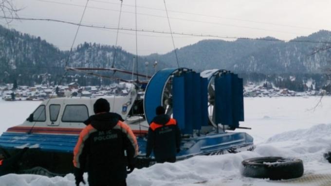Искать упавший возеро вертолет будут при помощи необычайного гидролокатора изКерчи