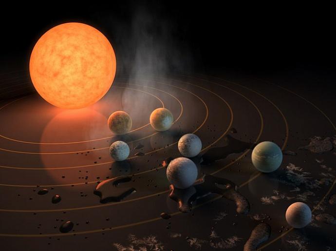 Ученые: Водородные извержения вулканов могут увеличить обитаемость экзопланет