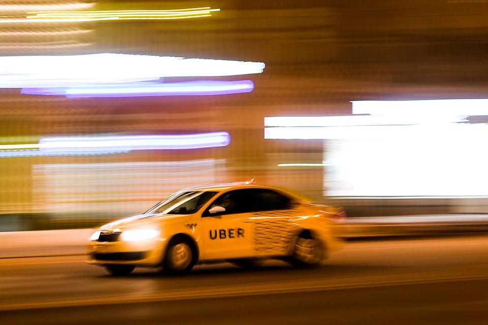 Сервис Uber встал в Российской Федерации научет вкачестве плательщика НДС