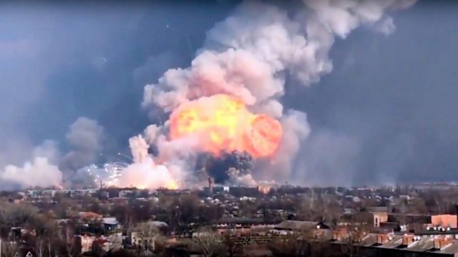 ВХарьковской области впроцессе демонтажа снаряда умер ребенок— милиция