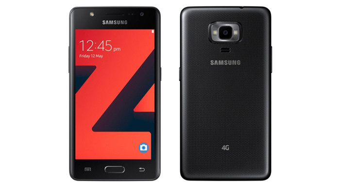Самсунг представила Tizen-смартфон под названием Z4
