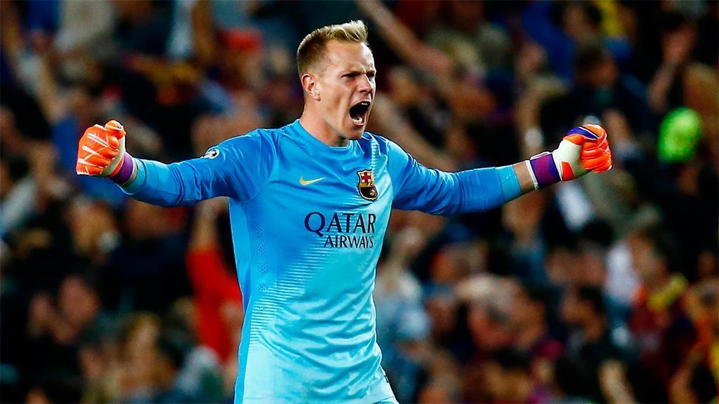 «Барселона» прописала отступные затер-Штегена в180 млн евро