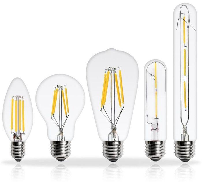 Светодиодные лампы Эдисона
