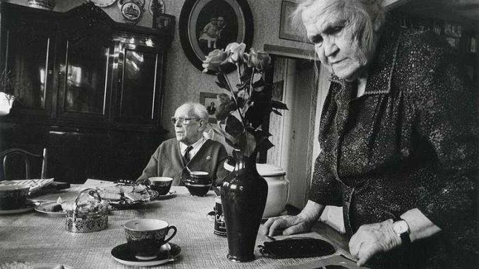 Советские знаменитости на фото Льва Шерстенникова