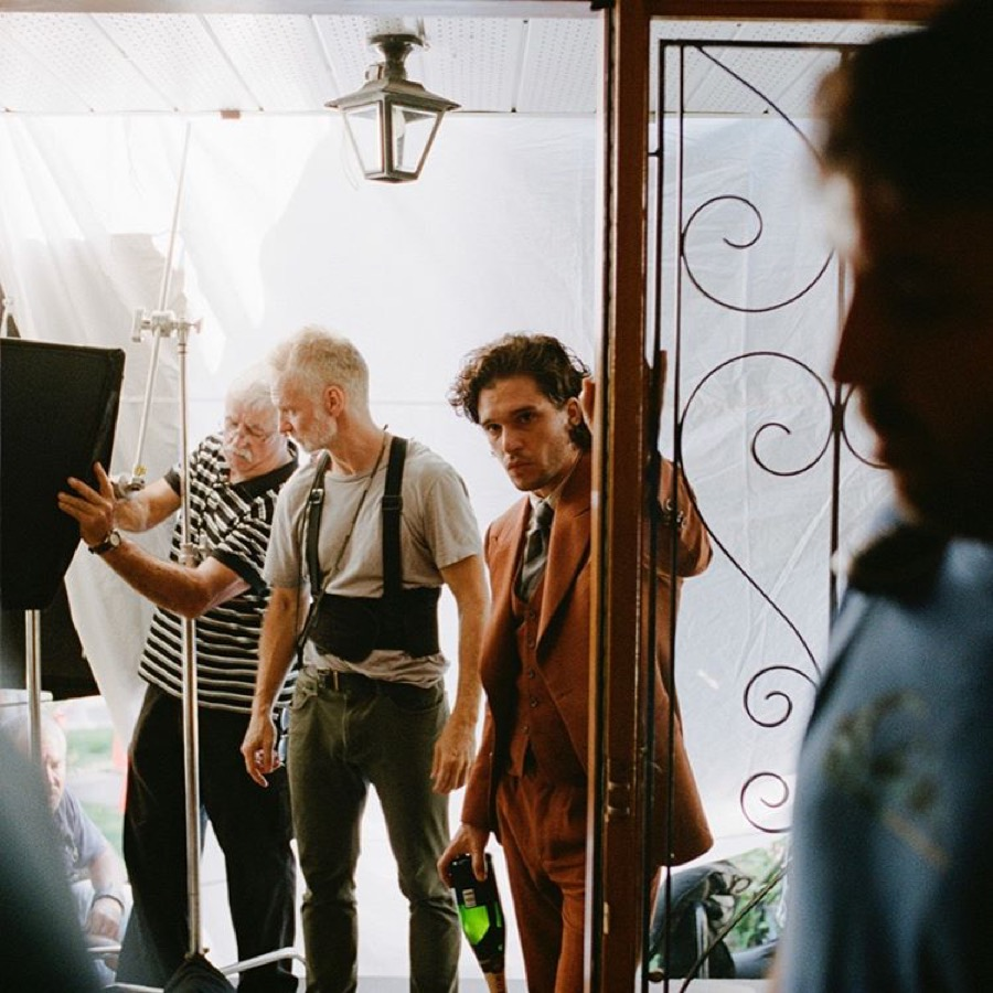 First Pictures of the Xavier Dolan's New Movie Set