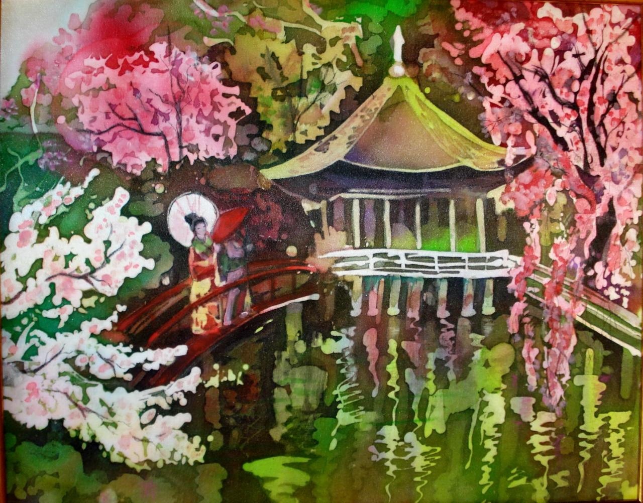 виктора батик япония картинки онлайн, зарабатывайте призовые