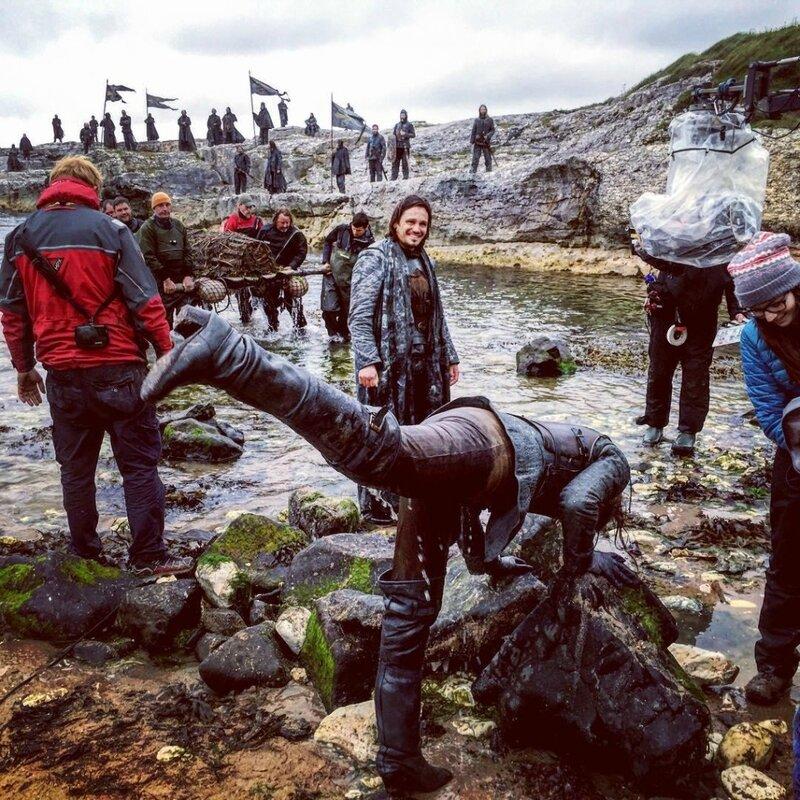 Актрису Джемму Уилан госпитализировали на съемках «Игры престолов» из за травмы спины
