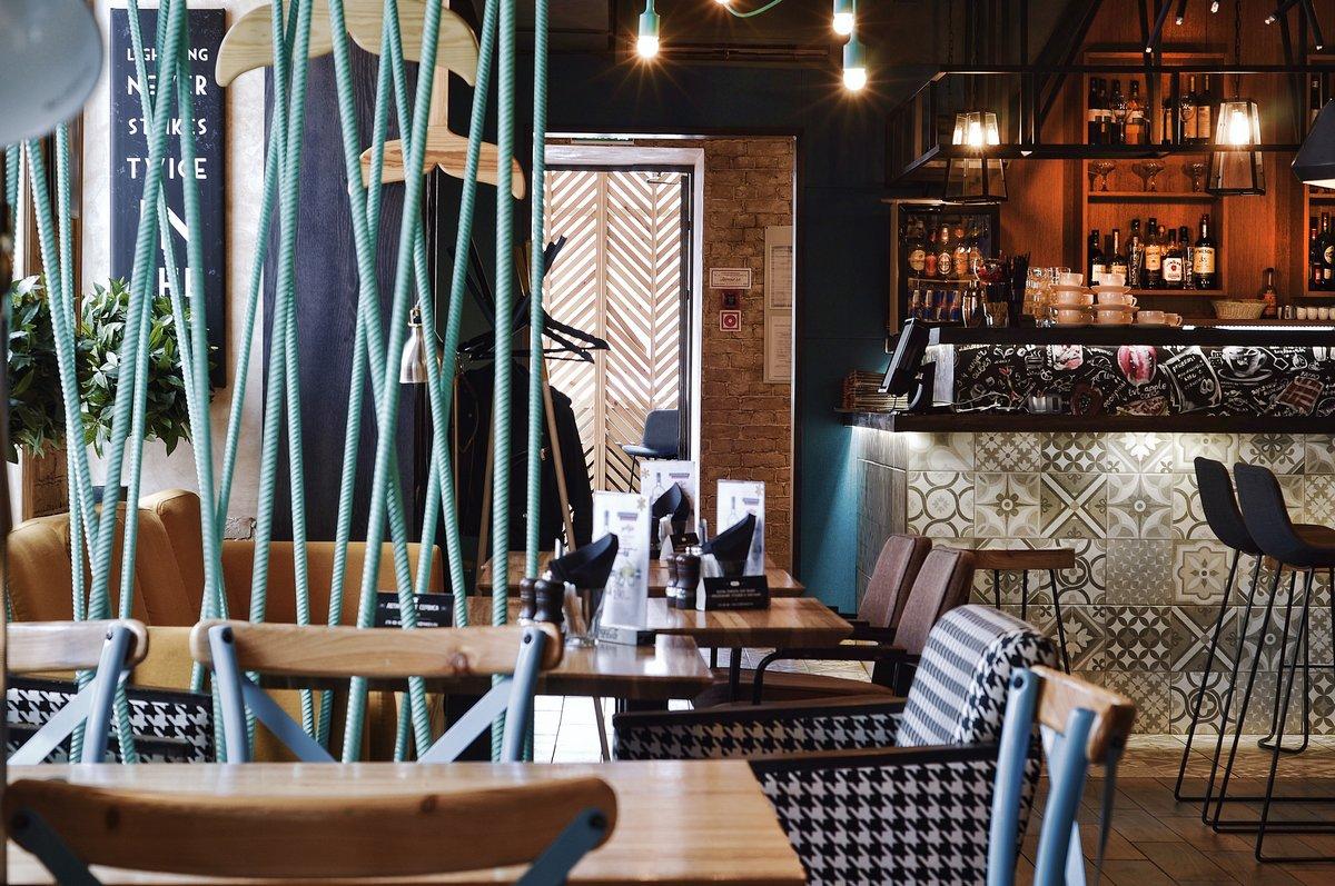 Кафе Rolls Novinka в Перми