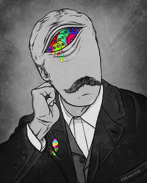 Ehsan Mehrbakhsh's subconscious leaks