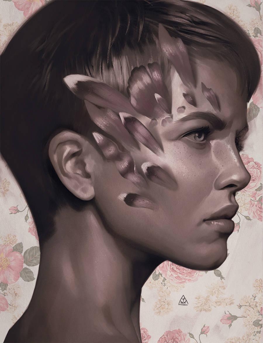 Wonderful Surrealistic Illustrations
