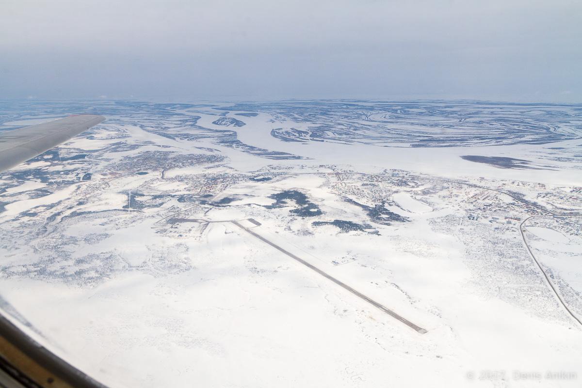 полёт ради полёта Нарьян-Мар фото 8