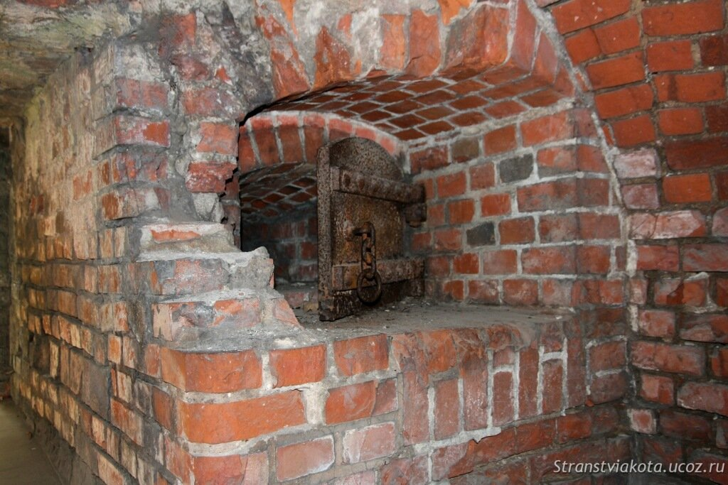 Пятый форт, Калининград