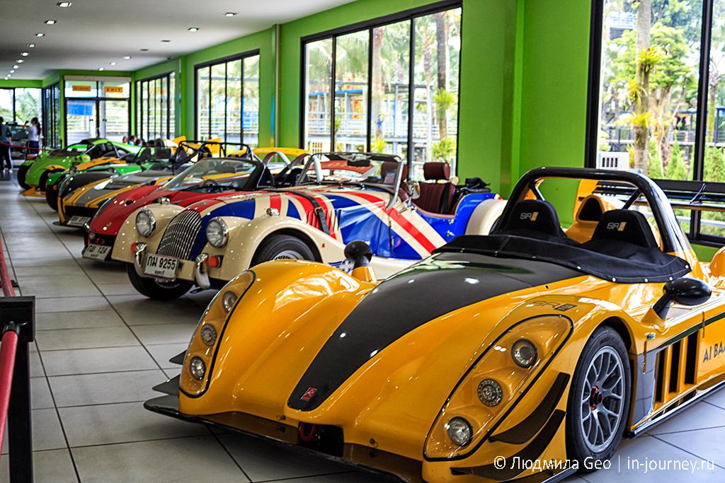 нонг нуч выставка автомобилей