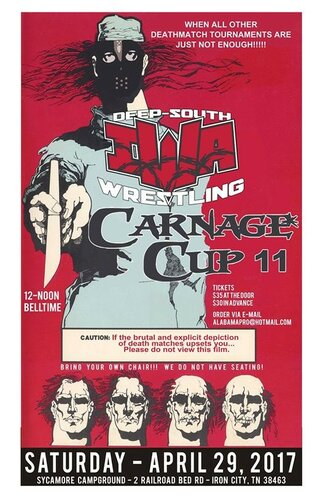 Post image of IWA Deep South Carnage Cup 11