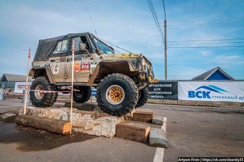 Продам чемпионский УАЗ
