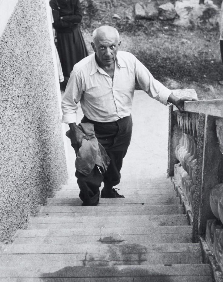 1950. Пабло Пикассо. Валлорис