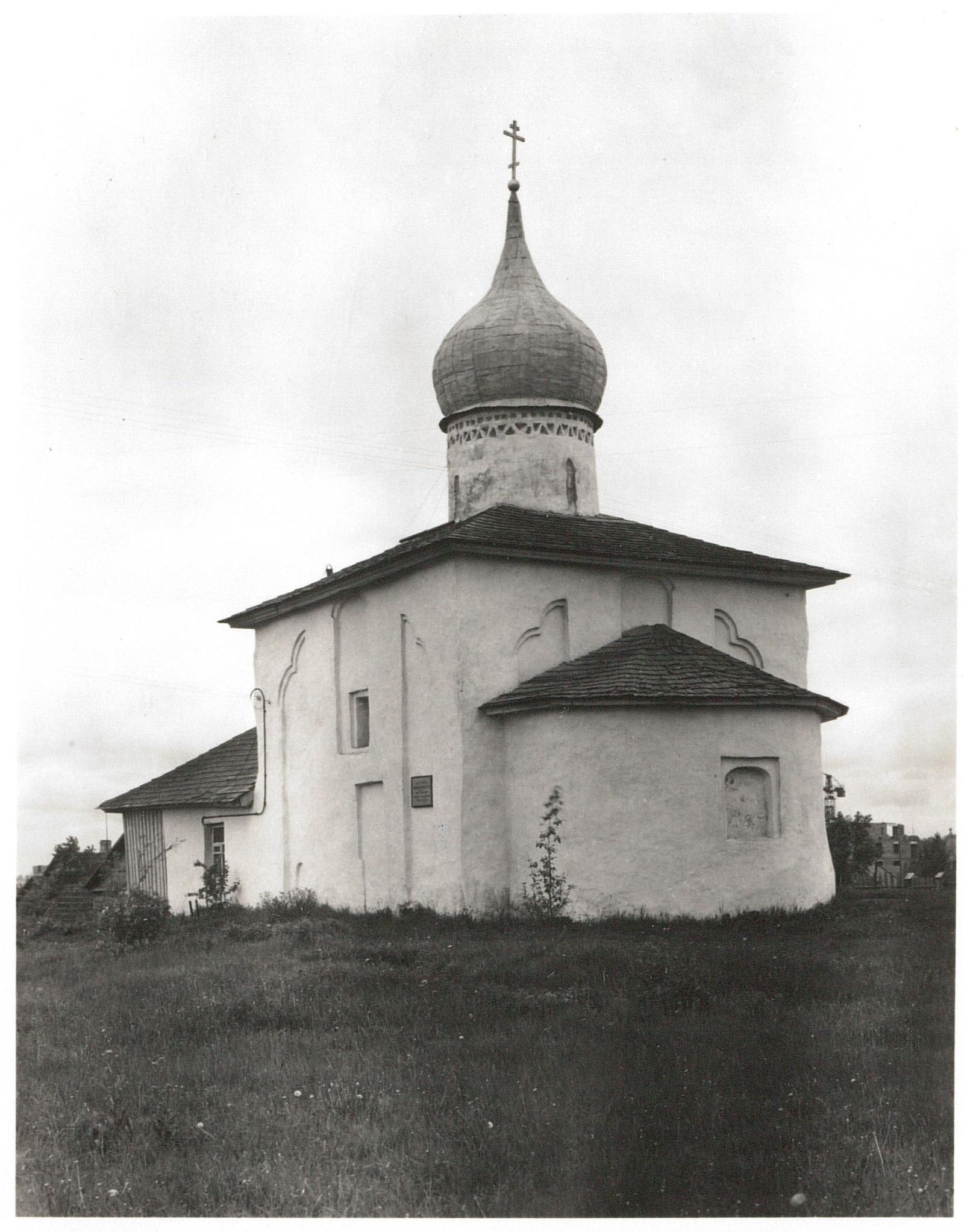 Псков. Кремль. Николаевская церковь