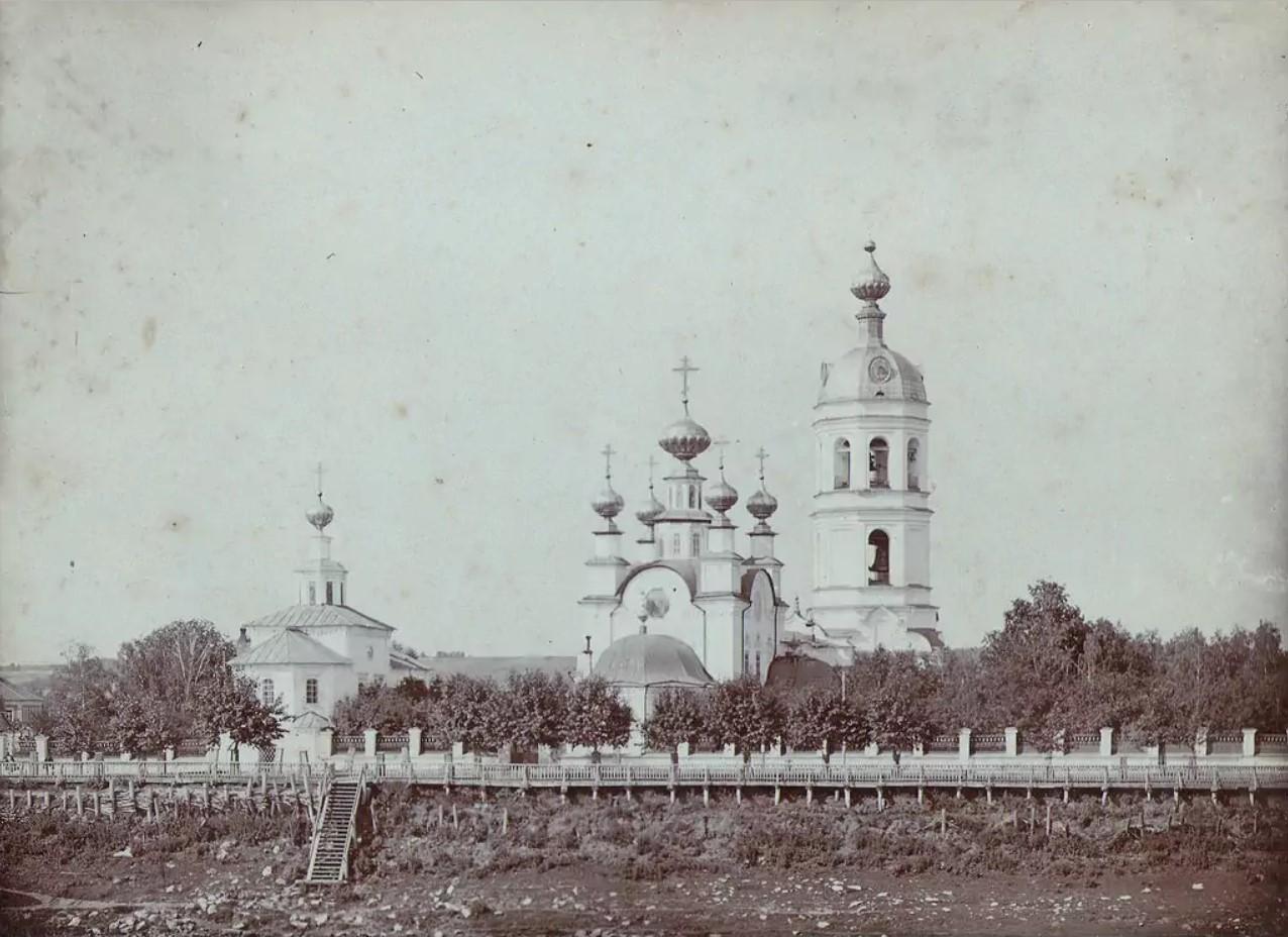 Мининская и Успенская церкви