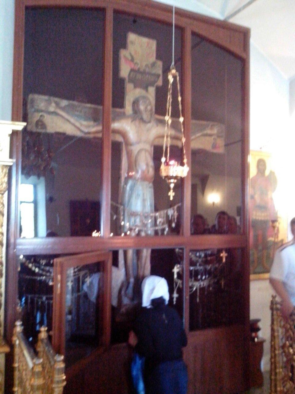 Крест, Годеново