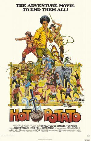 Горячая картошка / Hot Potato (1976/DVDRip)