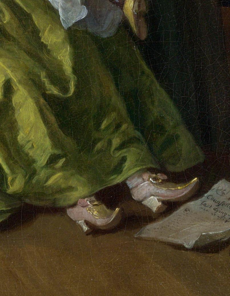 Marriage A-la-Mode: 6, The Lady's Death