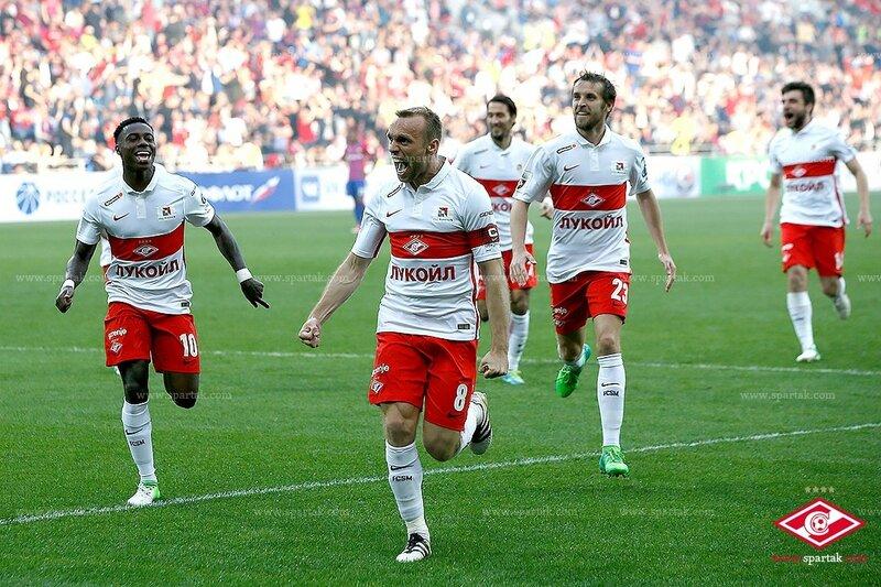 Денис Глушаков: Переломный момент сезона – победа над «Ростовом»