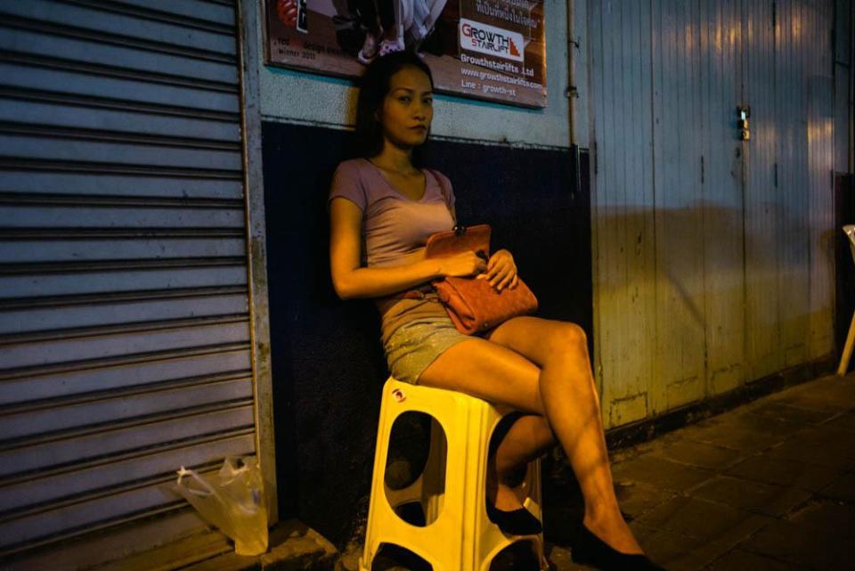Мир борделей Бангкока