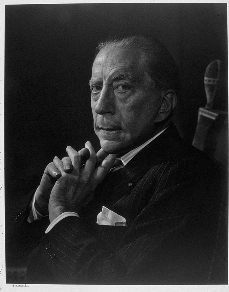 Гетти1964 Юсуф Карш Канадский фотограф 1908-2002