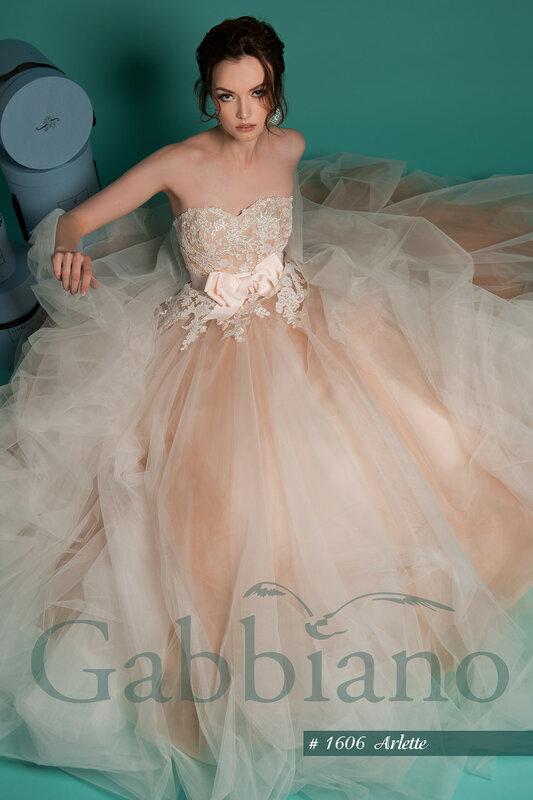 Свадебное платье Арлетте