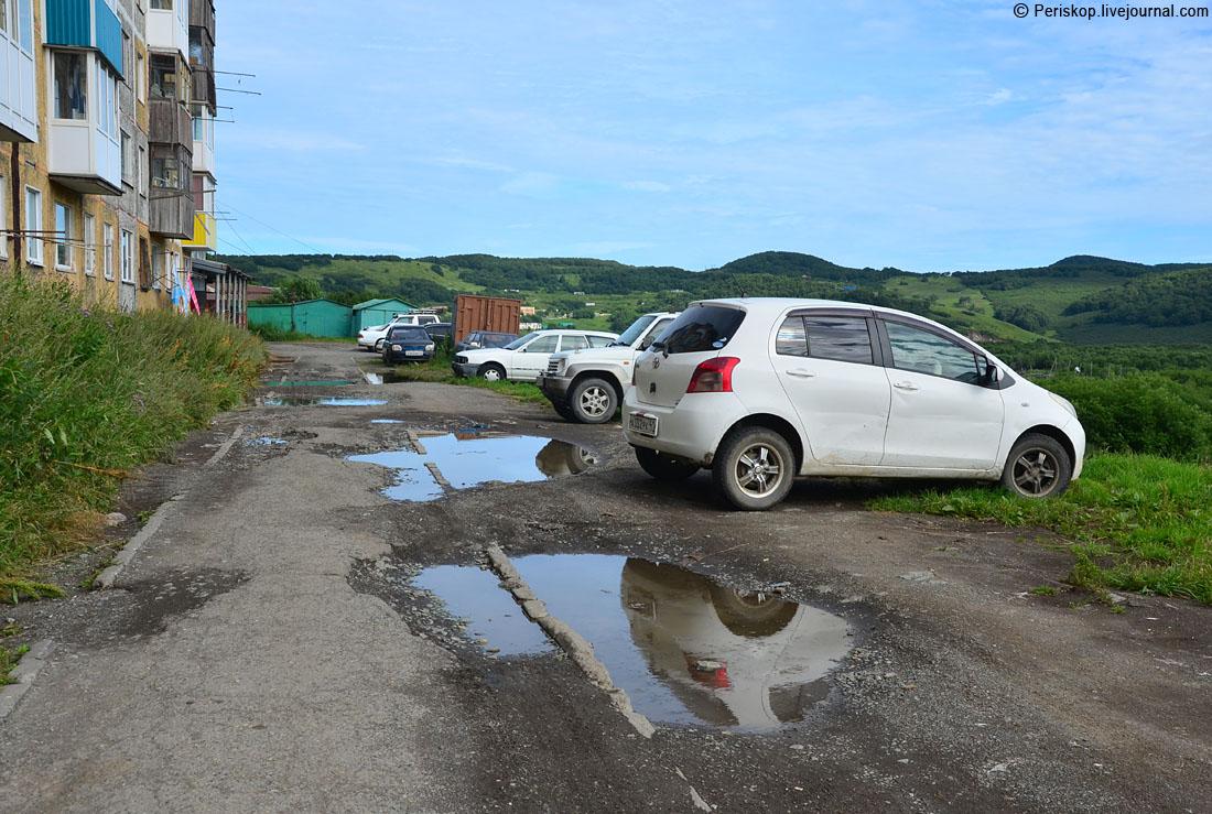 поселок завойко на камчатке фотографии улицы