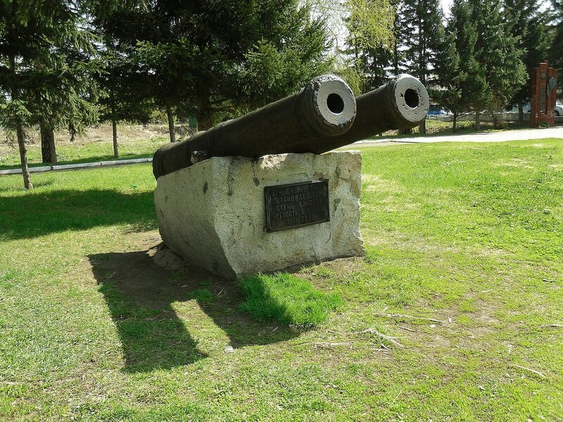 Бийская артиллерия.