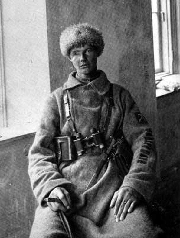 Телохранитель Льва Троцкого Антон Блисняк