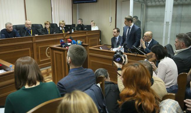 Уволился судья, который должен был судить Януковича загосизмену