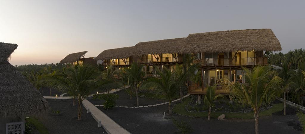 Пляжное бунгало в Гватемале