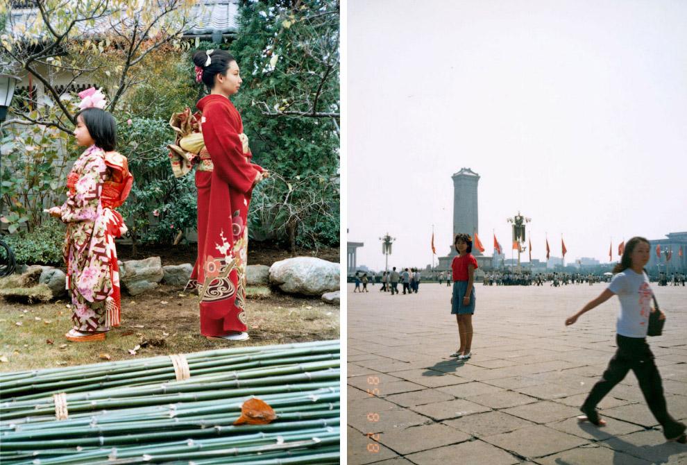 Токио, Япония, 1982 и 2006 года: