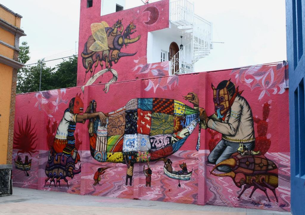Зарядись яркостью Мексики! (12 фото)