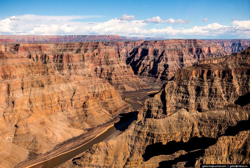 8. В районе Великого каньона исторически обитали коренные жители Северной Америки, индейцы созд