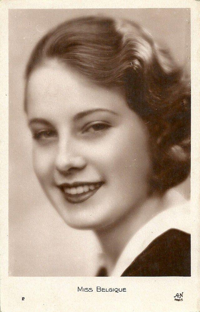 Мисс Венгрия Мария Папст.