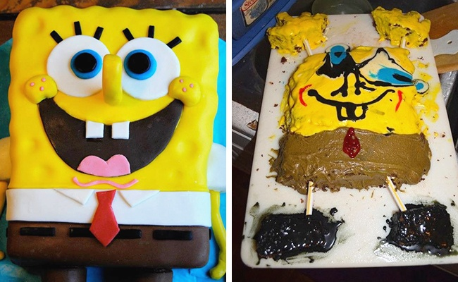 © Brown Eyed Girl Cakes  © imgur  Закажите унас торт, говорили они, мызнаем свое дело,