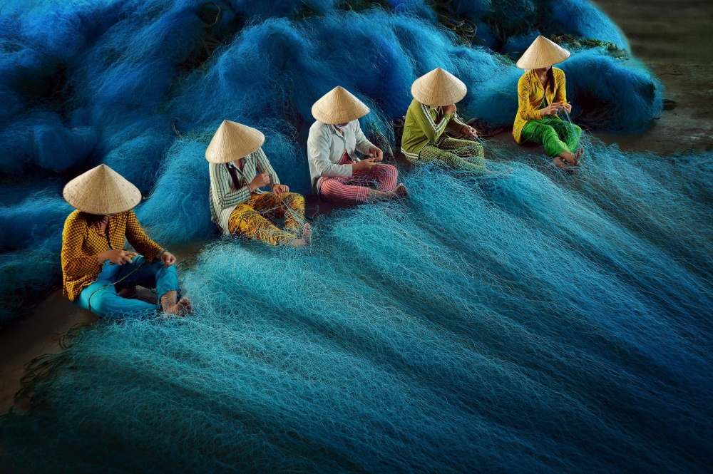 © Hoang Long Ly   Номинация «Путешествия». «Охотница»