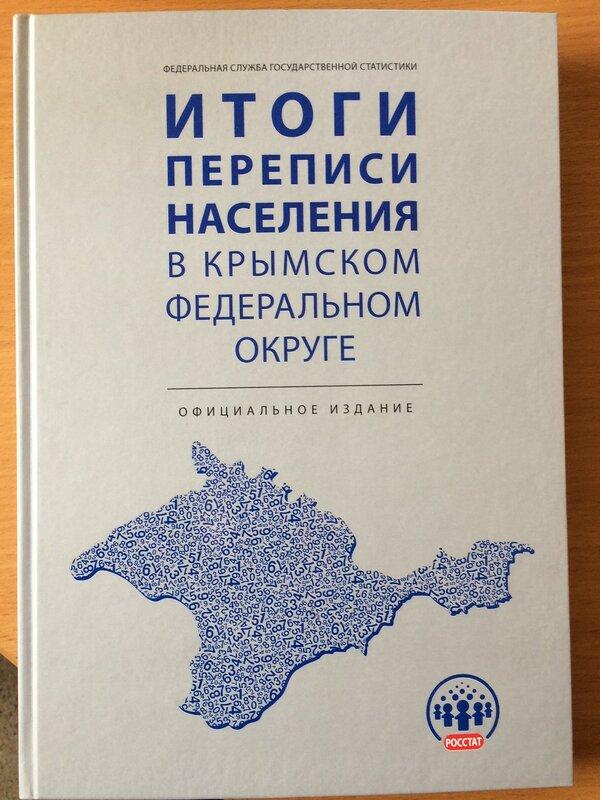 Итоги переписи населения Крыма