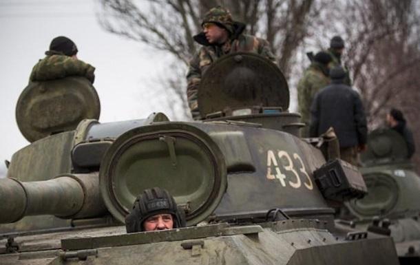 Террористы накрыли собственные позиции минометным огнём для дискредитации ВСУ— штаб