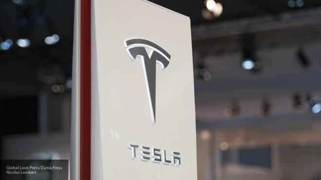 Tesla сообщила орекордных поставках впервом квартале 2017 года