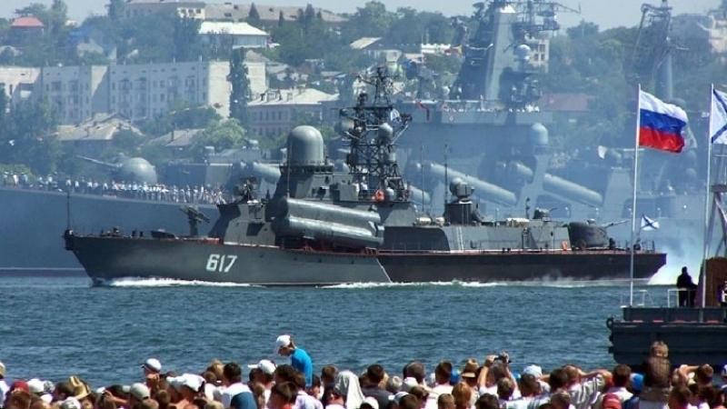 В РФ 13мая отмечается День Черноморского флота