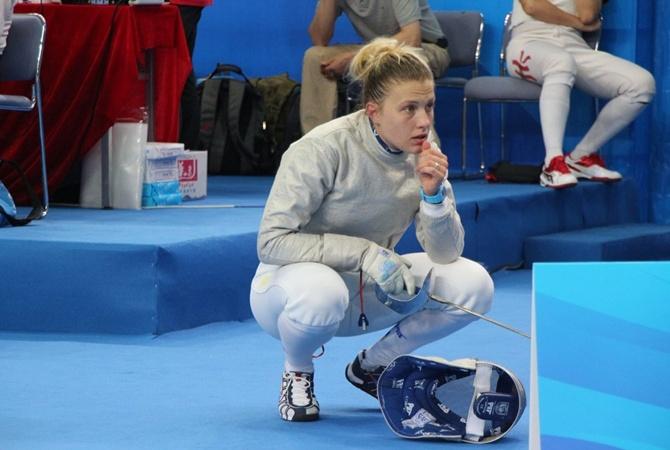 Ольга Харлан феерически выиграла этап Кубка мира