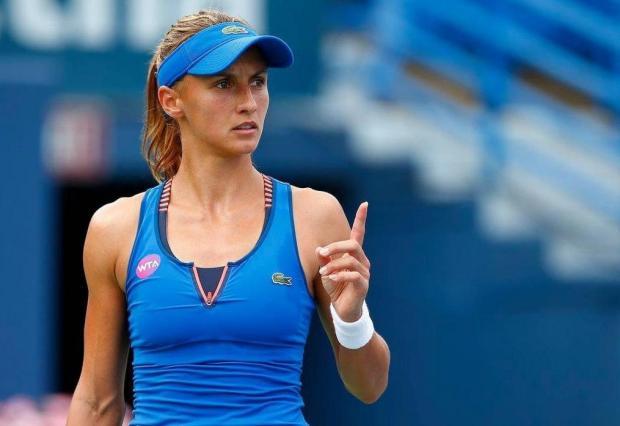 Украинская теннисистка уверенно одолела россиянку наОткрытом чемпионате Франции