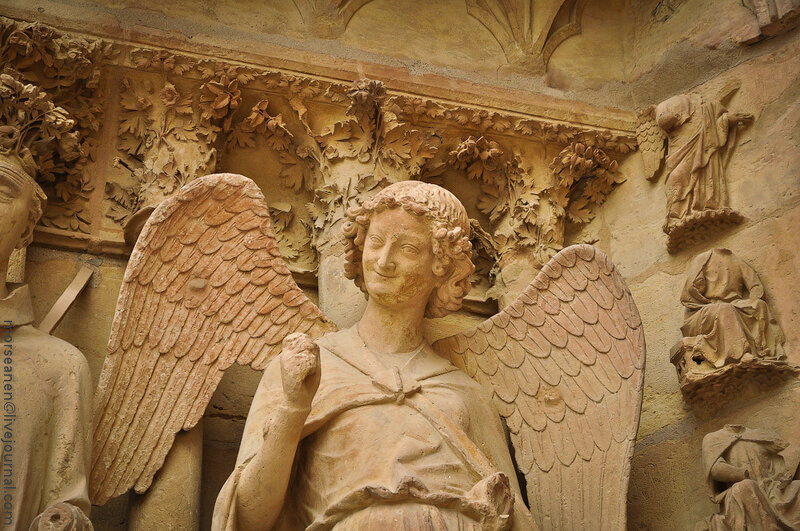 Cathédrale Notre-Dame de Reims