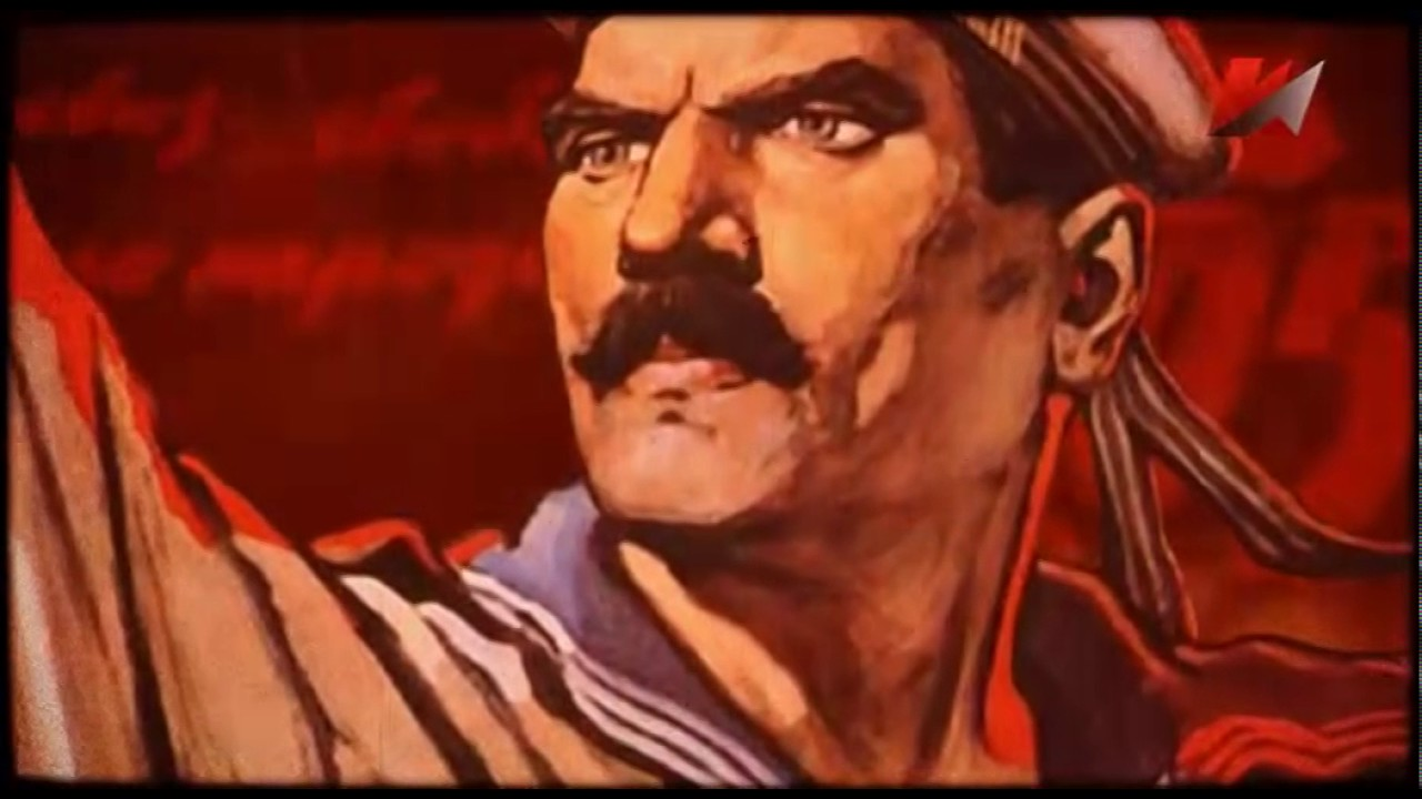 Хозяин земли русской-Красная линия